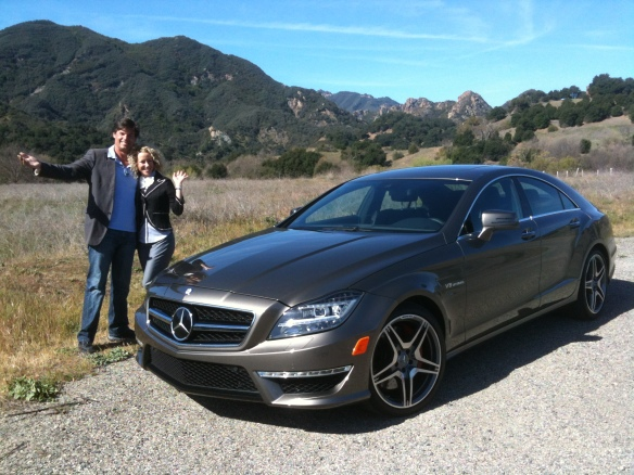 2012 CLS63 AMG
